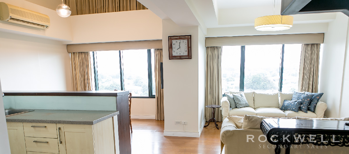 One Rockwell East Tower 2BR Loft	106SQM