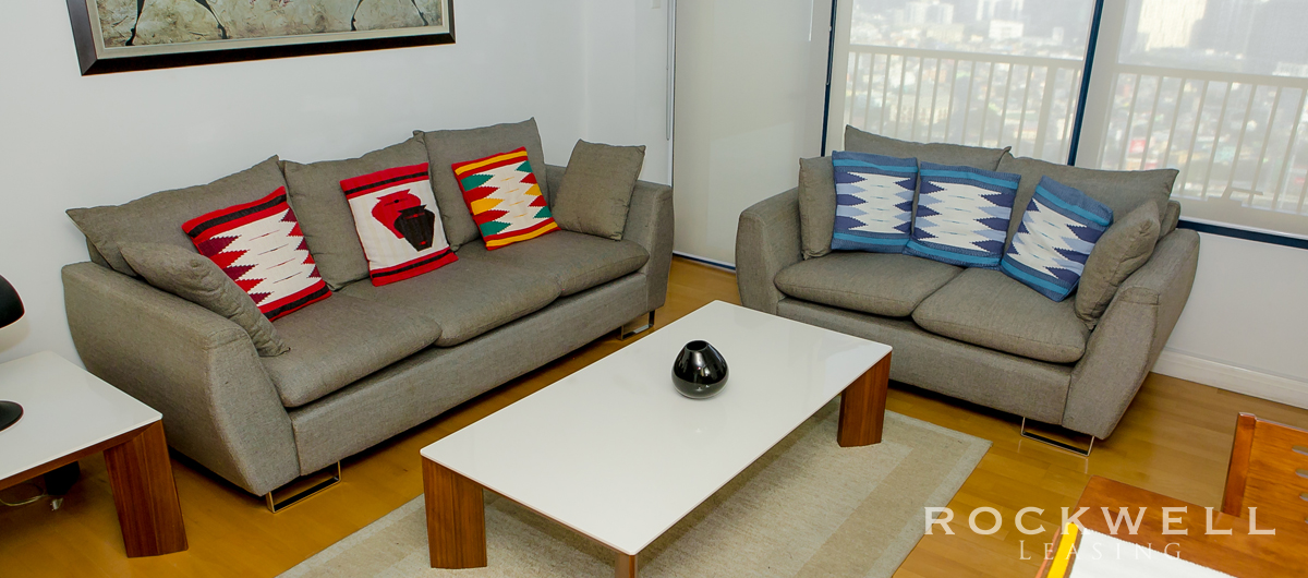 One Rockwell West 1BR LOFT 71SQM