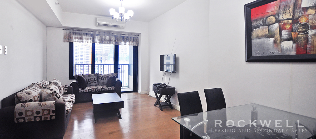 One Rockwell East  1BR 53SQM
