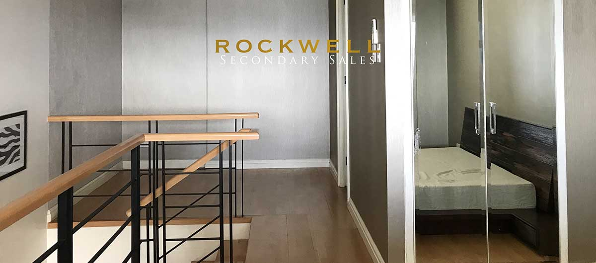 One Rockwell East 1BR Loft 70SQM