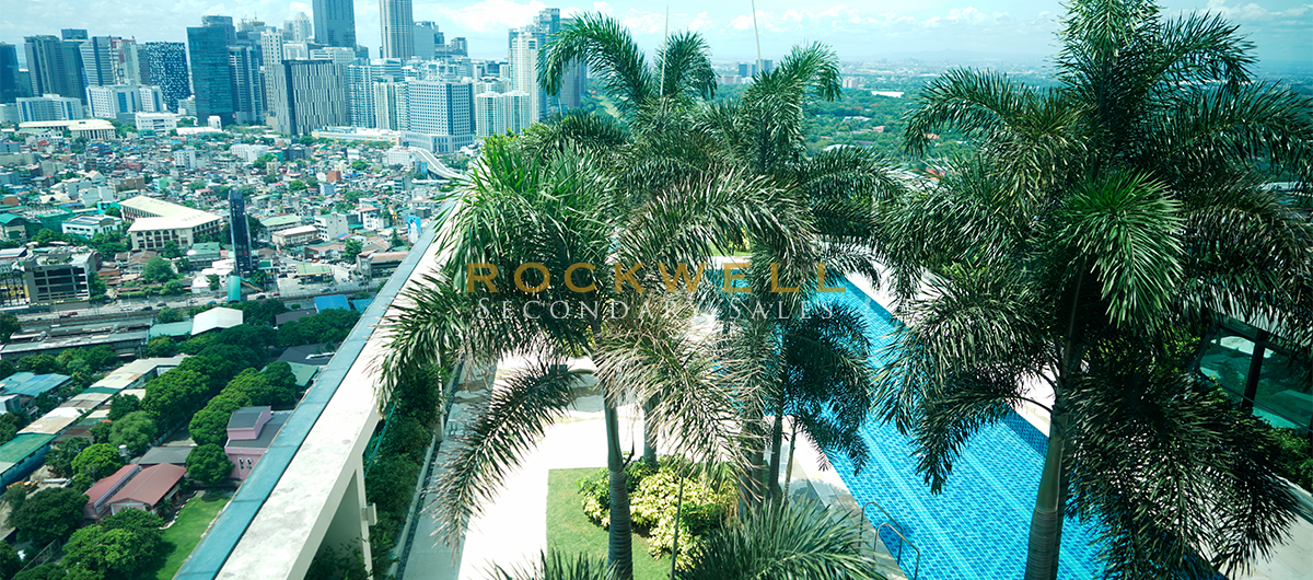 One Rockwell East Tri-Level 3BR 184SQM