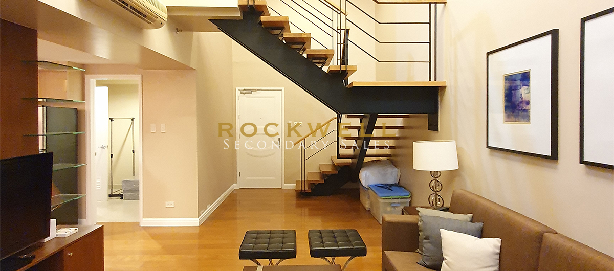 One Rockwell East 2BR Z-LOFT 125SQM
