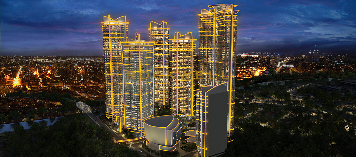 The Proscenium Residences 1Br 61sqm