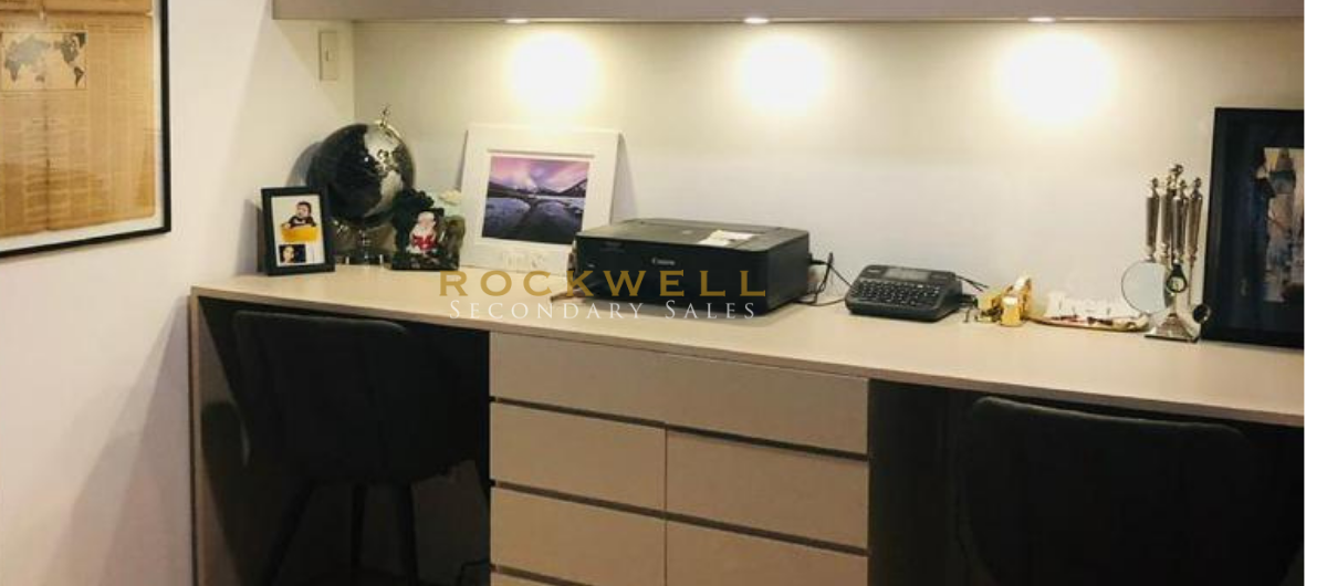 One Rockwell East Tower 2BR BI-LEVEL 132SQM